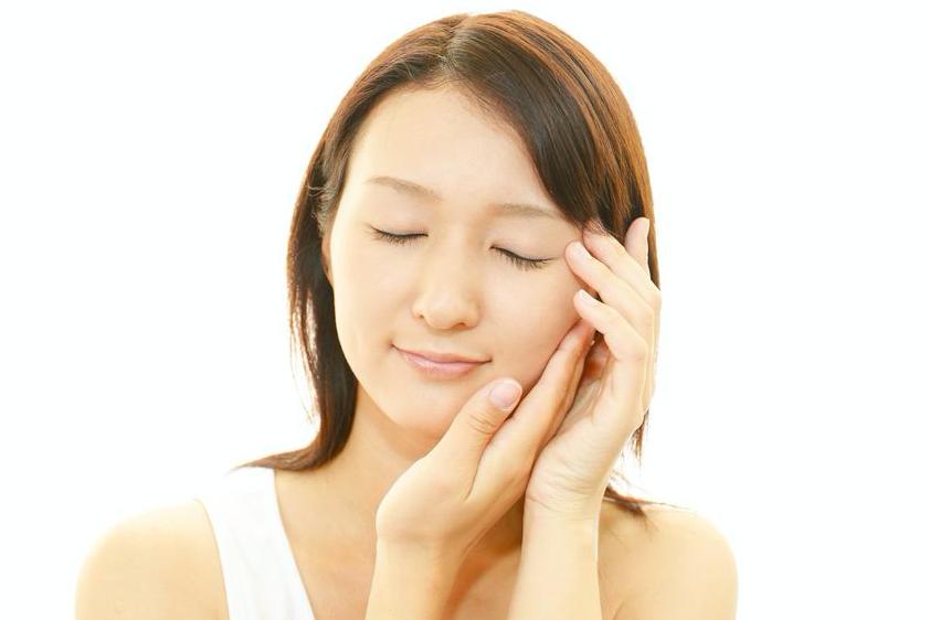 小顔に導く筋膜リリースマッサージ