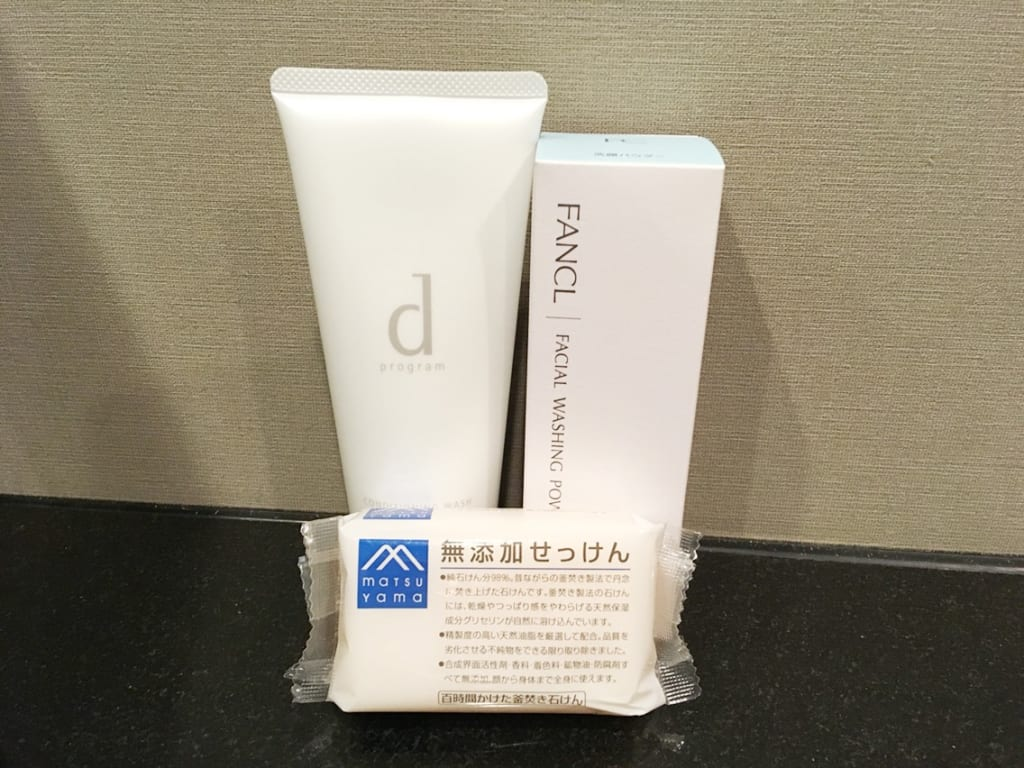 乾燥させずに洗い上げる!乾燥&敏感肌にもおすすめな洗顔料