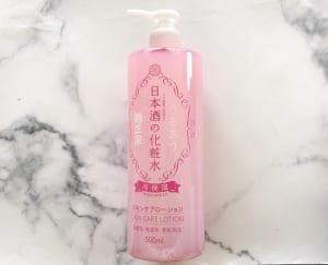 日本酒の化粧水 高保湿/菊正宗