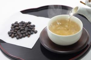 冷え対策になるお茶まとめ (5)黒豆茶