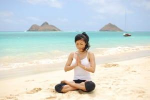 「シャバアーサナ」で頭と心、身体の疲労回復に導く