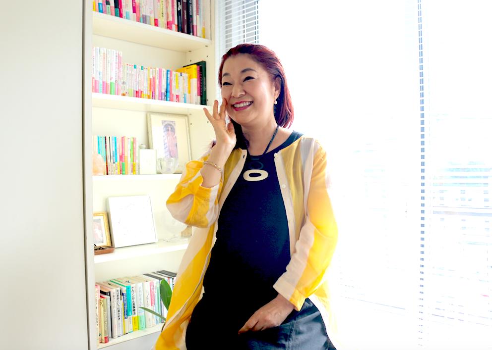 作家の横森理香さん