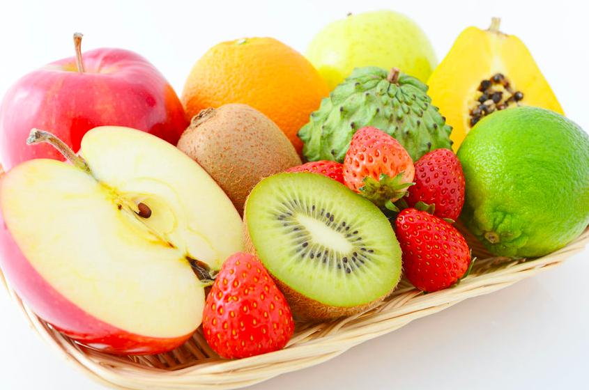 旬の果物の皮パワーと取り入れ方