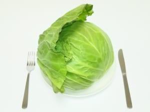 腸活のために食べたい基本の野菜3つ (2)キャベツ