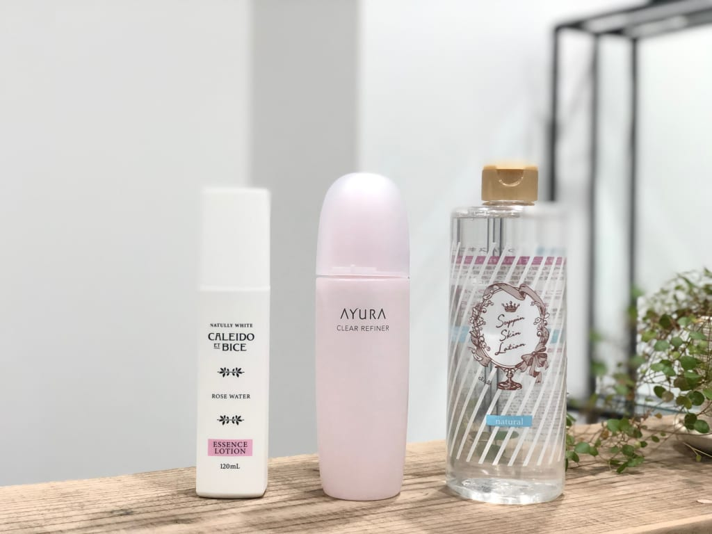 化粧水選びで肌が変わる!?冬の肌悩みをケアできる化粧水3選