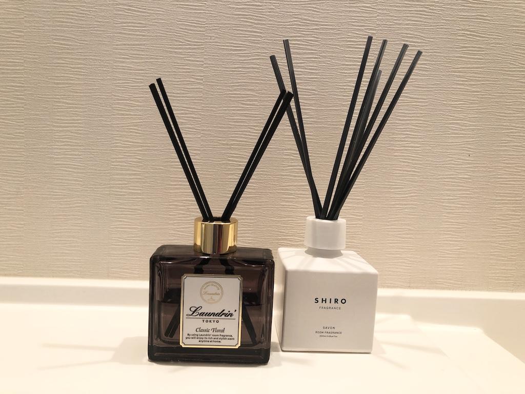 香りで心地良い空間に!上質な香りで満たすディフューザー