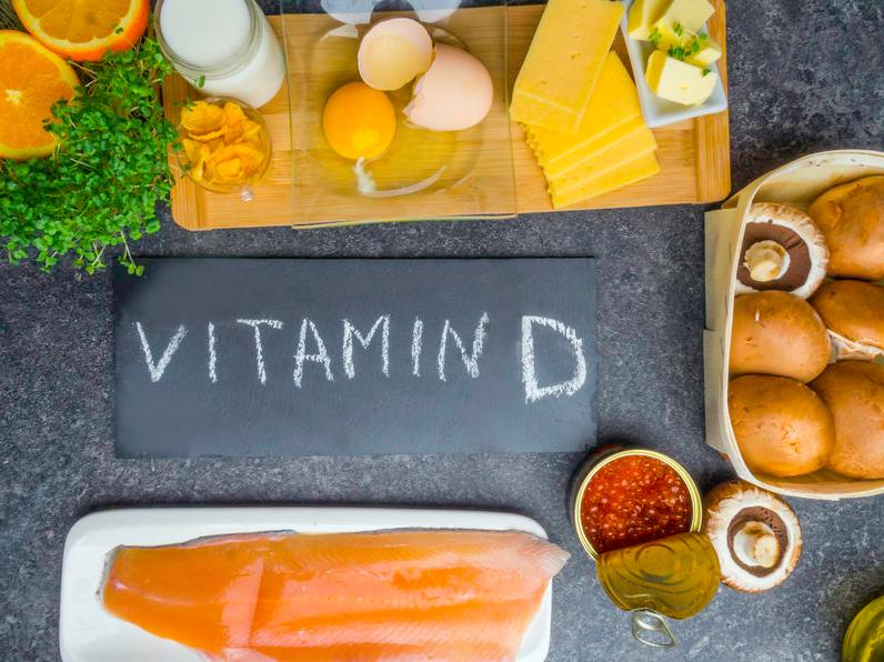 ビタミンDのパワーで健康を保つ