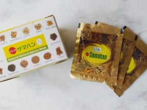 Natural Herbs&Spices Drink/サマハン