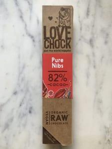 地球と人にやさしいチョコレート3選 (2)Love Chock