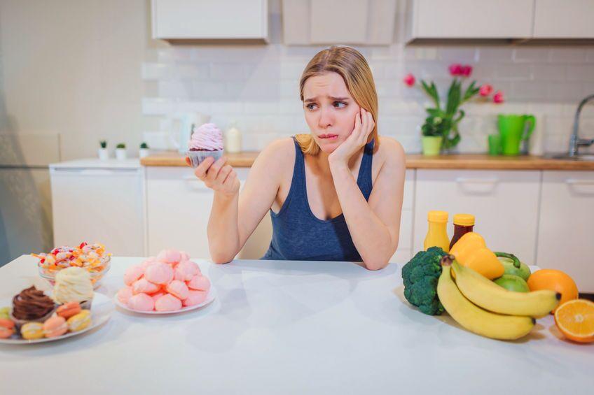 若い頃より痩せにくい!中年太り対策のための食事法