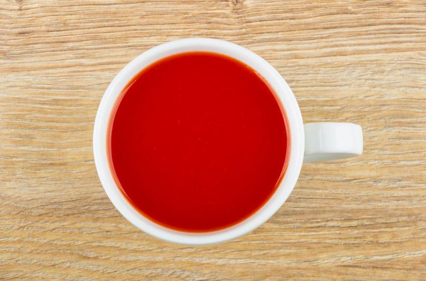 朝1分!寒暖差に負けない体を作るホットトマトジュース習慣