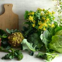 美肌ビタミンがたっぷり!女性に嬉しい小松菜の栄養&レシピ