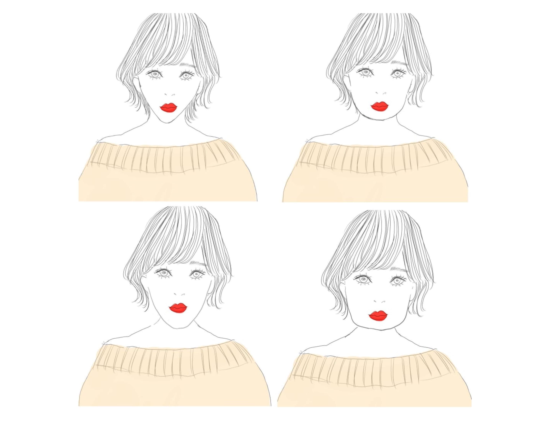 なりたい印象に近づく!プロ考案の顔タイプに合わせたメイク