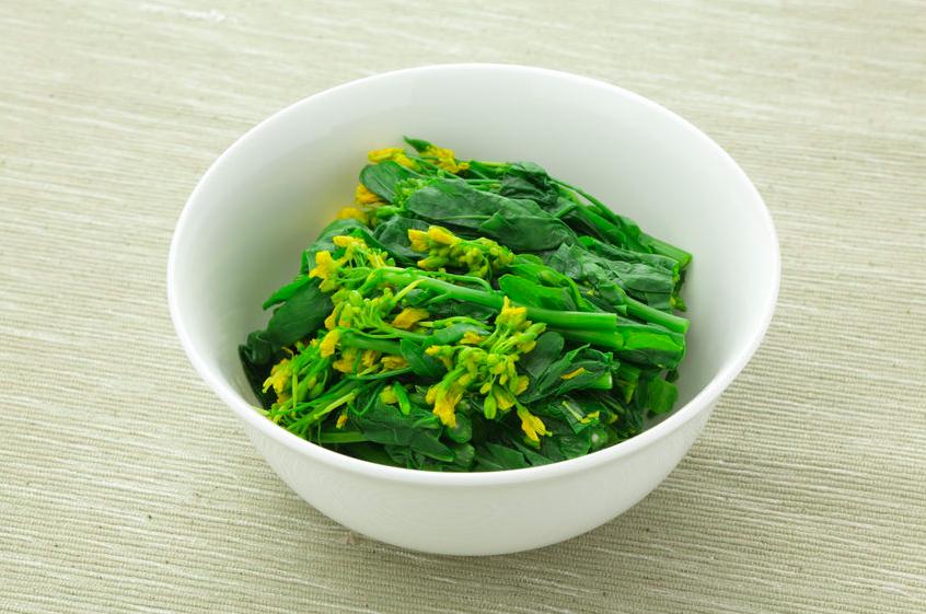 時短調理にもおすすめ!菜の花の栄養を無駄なく食べる方法