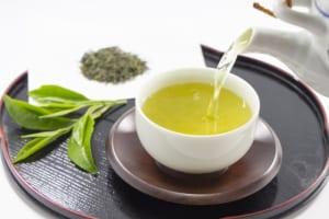 紫外線に負けない!美肌づくりに欠かせない飲みもの3つ (3)緑茶