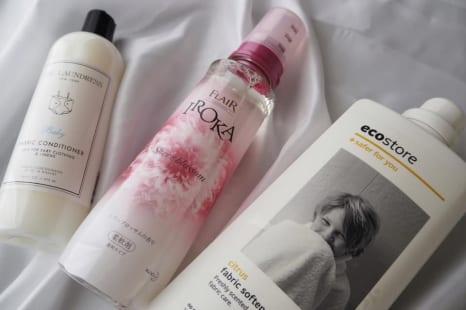 肌と環境への優しさで選ぶ!洗濯を楽しめる香りがいい柔軟剤