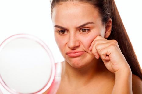 在宅勤務で表情筋が衰える?たるみ大顔を改善する輪郭ケア