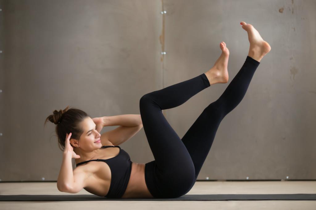 3分間で腹筋&体幹に効く!3分間お腹周り集中トレーニング