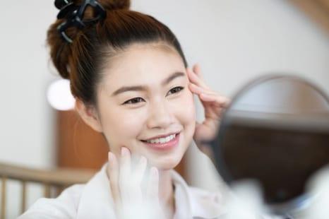 美容家・石井美保のなめらか美肌を作るシワケアコスメを公開!