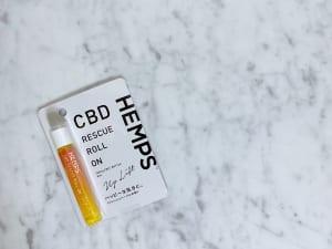 CBD RESCUE ロールオン アップリフト/HEMPS