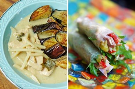 お家でアジア旅行気分!野菜をたっぷり取れるエスニック食品