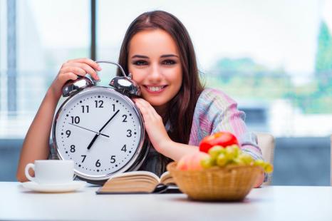 リモートワークは腸活のチャンス!腸内リズムを整える食習慣