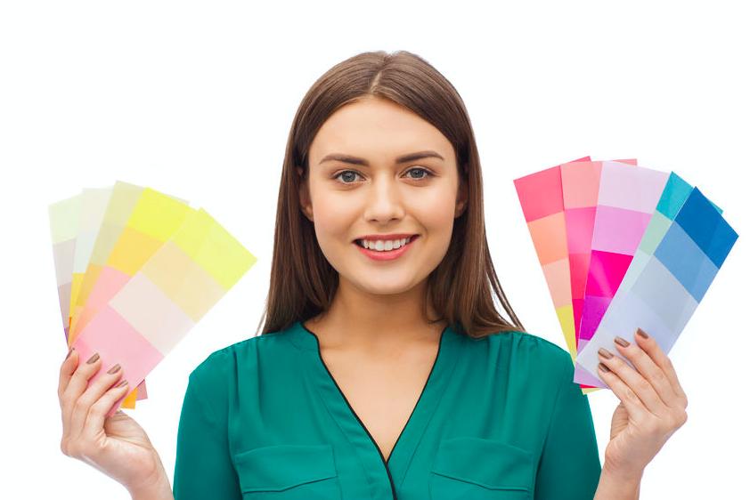 色で気持ちをコントロール!気分が上がる色のとり入れ方