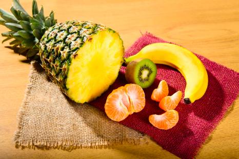 食べてストレスを遠ざける!ビタミンCを効率的にとれる果物