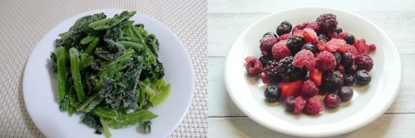 美肌サポートに!冷凍食品で作るスムージーレシピ ほうれん草&ベリー