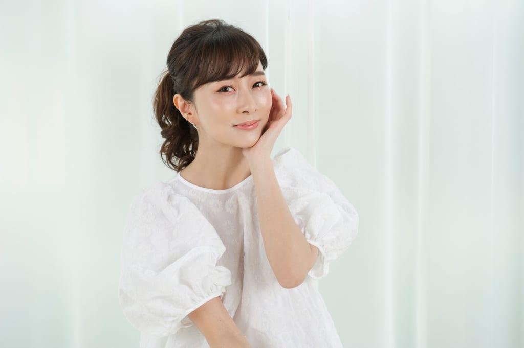 石井美保さんの目標は「ファンデいらずの50代」そのために実践していることは?