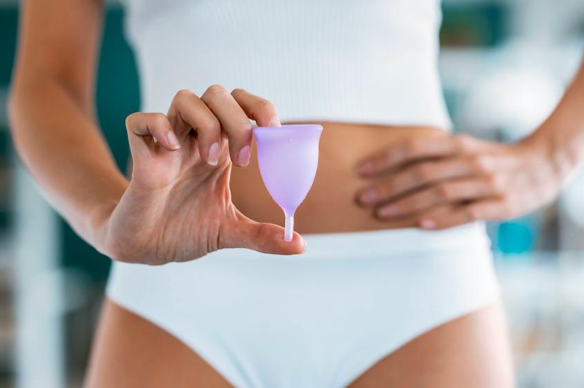 生理中も快適!臭い&かゆみ改善「月経カップの使い方」