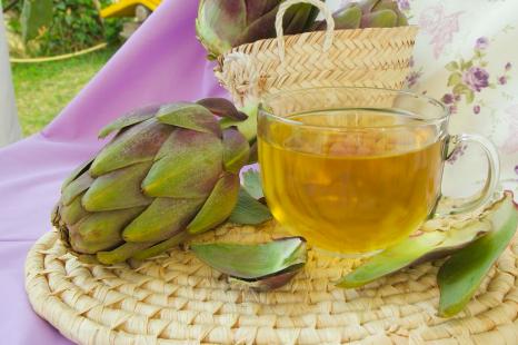 脂肪の蓄積を抑えてくれる?アーティチョーク茶の成分&魅力