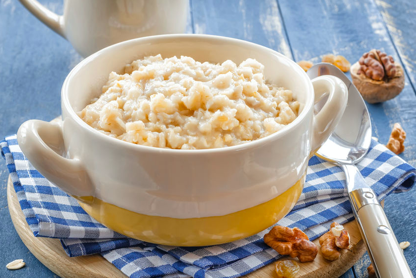 ダイエット中の主食に!太りにくい糖質・オートミールレシピ