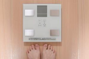 「基礎代謝」と「身体活動量」の関係