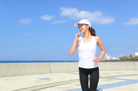 +呼吸法で脂肪燃焼?ウォーキングの効果をアップする歩き方