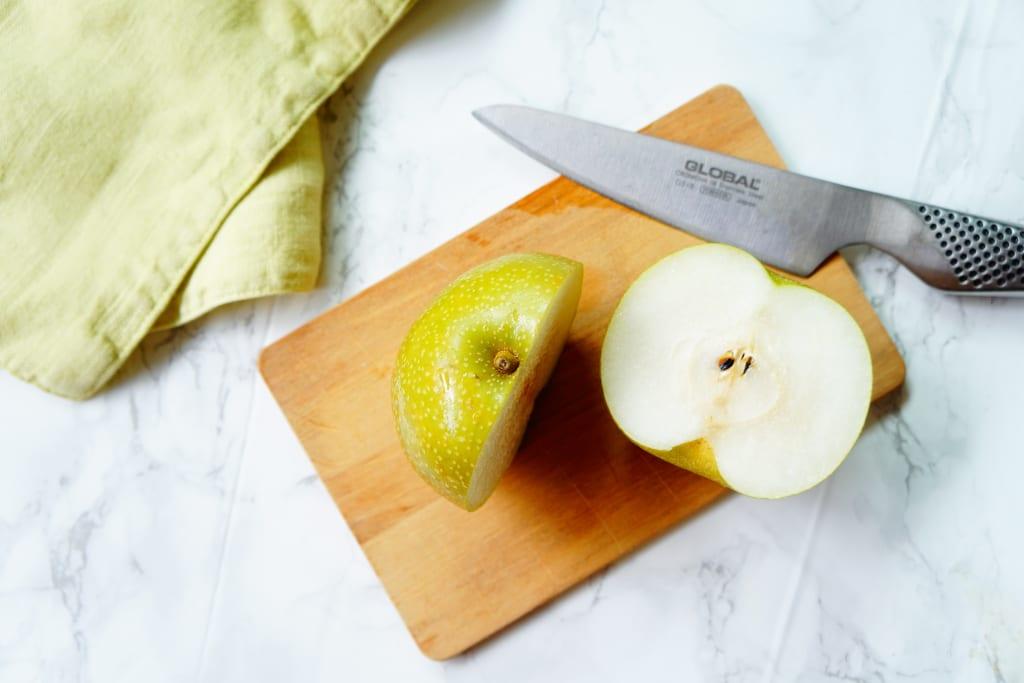残暑のストレスケア・美腸作りに!「梨」の栄養と簡単レシピ