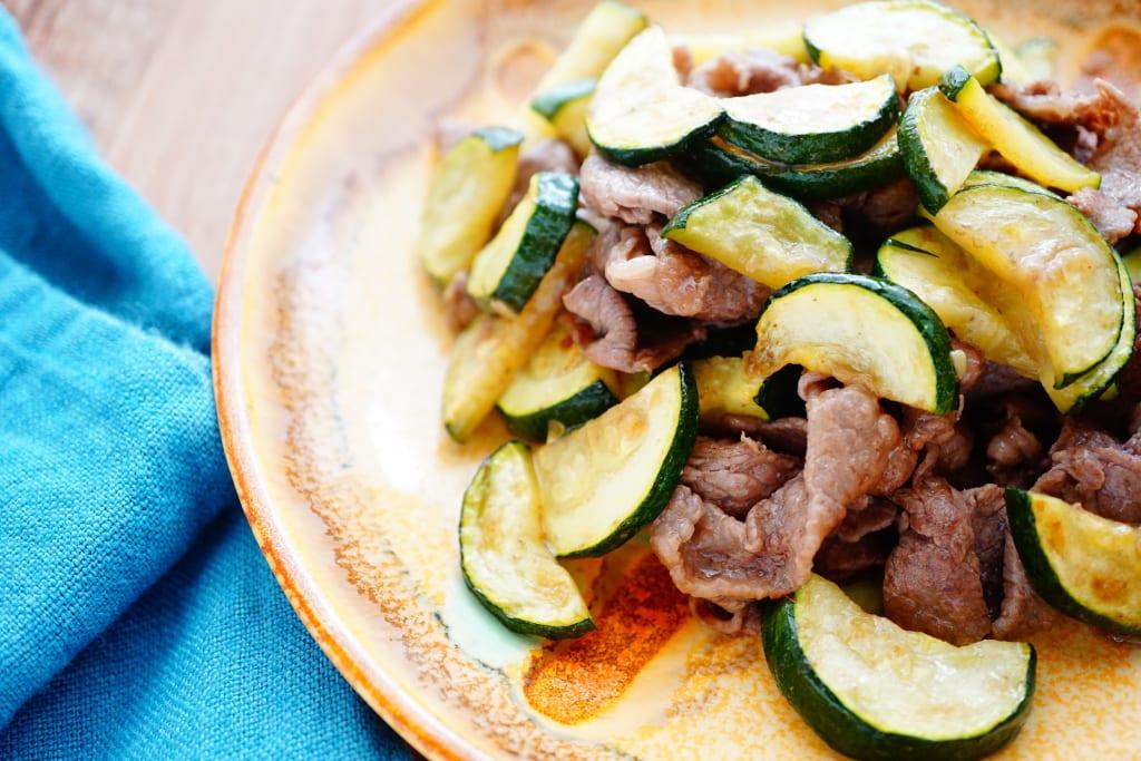 残暑老けを回避!毎日とりたい栄養とズッキーニの簡単レシピ