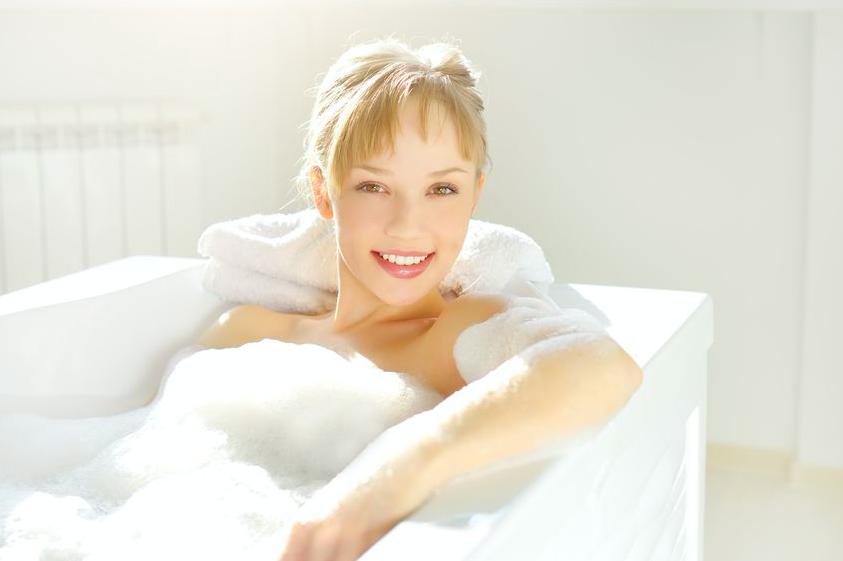 バスタイムに不調をケア!健康美肌に導く入浴方法