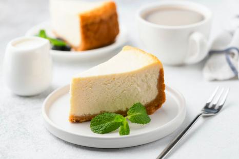 白砂糖&小麦粉フリーでヘルシー!腸活チーズケーキのレシピ