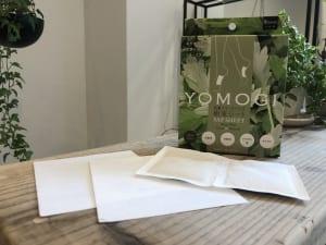 足裏リリースパック樹液シート YOMOGI/コジット