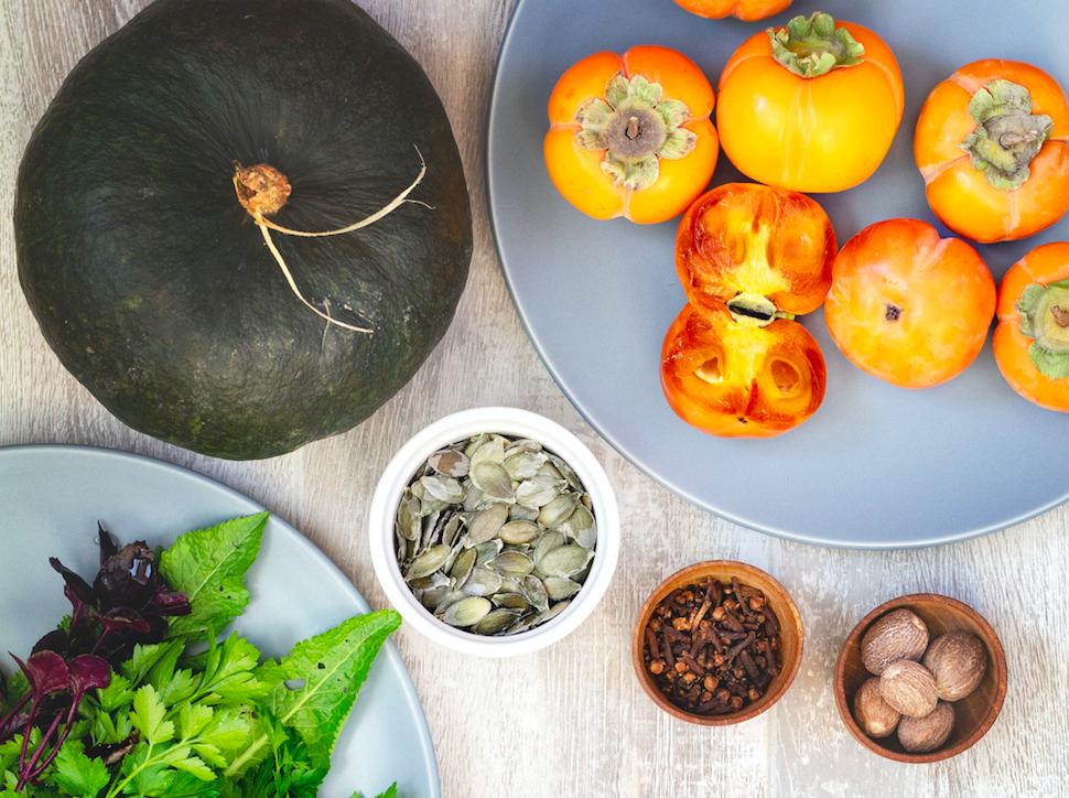 肌の秋老けは食でケア!シミ&乾燥対策のために摂りたい食材
