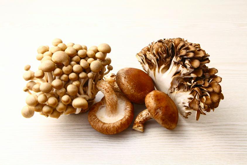食べる菌!今が旬のキノコで美腸&ヤセ体質を目指そう