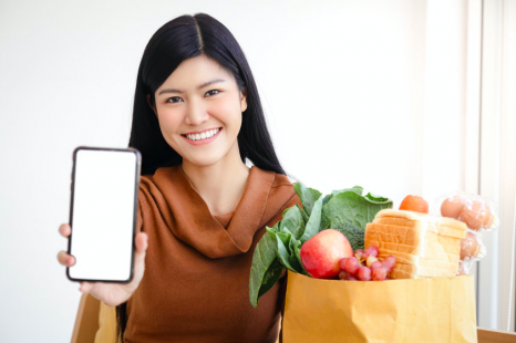 自宅にいながらお買い物で時短!宅配スーパーを選ぶポイント