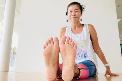 足の冷えとむくみ解消に!いつでもできる「足首ぐるぐる体操」