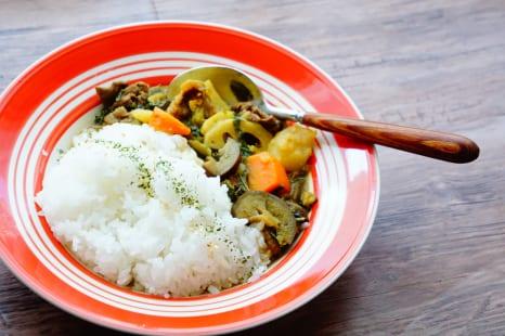 スパイス&野菜でヘルシー!冷え対策に役立つカレーのレシピ