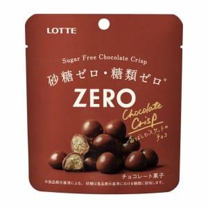 ZERO シュガーフリーチョコレートクリスプ/ロッテ
