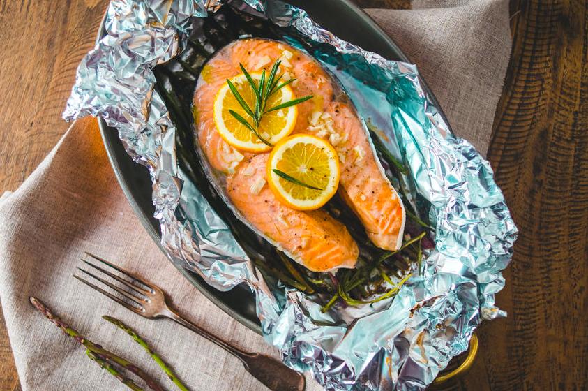 魚焼きグリルで時短&美味しく!焼くだけで美味しい美容食材