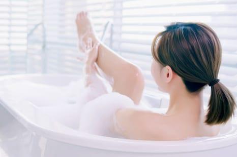 手のひら洗いで美ボディに?肌も潤うお風呂セルフマッサージ