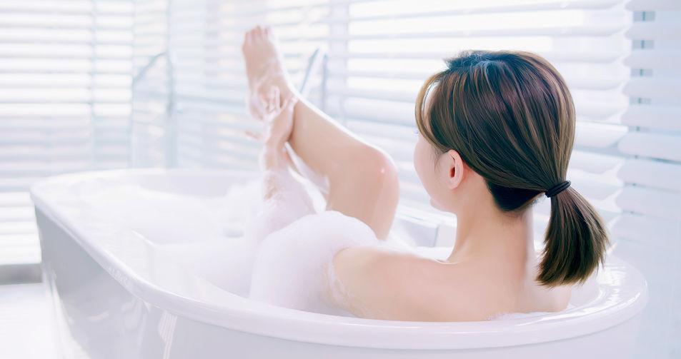 お風呂でセルフケア