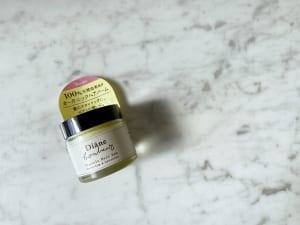 ボヌール オーガニックヘアワックス(バーム) ゼラニウム&ラベンダーの香り/モイストダイアン